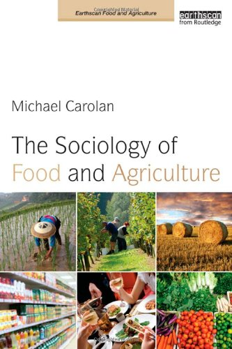 The Sociology Of Food And Agriculture (Earthscan Food And Agriculture) front-1080791