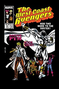 Avengers: West Coast Avengers: Lost in Space and Time by Steve Englehart, Stan Lee, Roger Stern and Al Milgrom