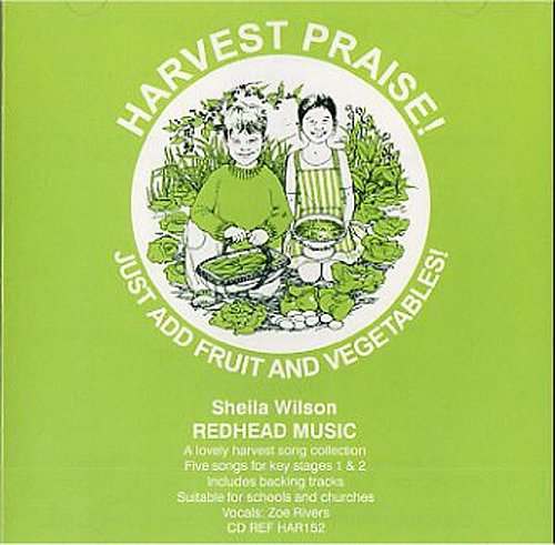 sheila-wilson-harvest-praise-backing-cd-pour-piano-chant