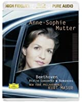 Violin Concerto/Romance Anne-Sophie Mutter