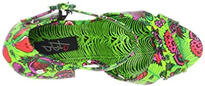 Iron Fist Women's Kokomoan Platform Sandal