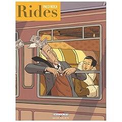 Rides - Paco Roca