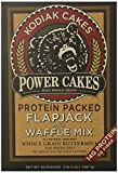 Kodiak Cakes Flapjack and Waffle Mix, Power Cake, 20 Ounce (Pack of 6)
