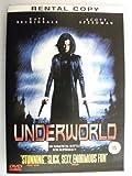 Underworld DVD (Rental Copy)