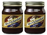 Mrs Richardsons Hot Fudge Topping (16 oz) 2 Pack