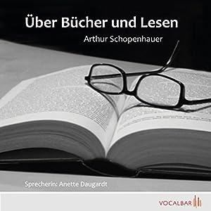 Über Lesen und Bücher Hörbuch
