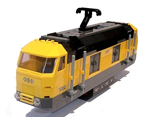 Lego Train Engine Cargo Locomotive Body Only From City Railway Set