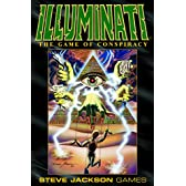 Illuminati: The Game of Conspiracy (Steve Jackson games)
