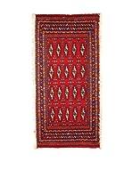 Eden Carpets Alfombra Yamut Rojo 100 x 49 cm