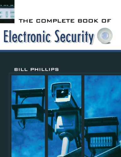 The Complete Book of Electronic Security (Amazon Fire Tv Troubleshooting compare prices)