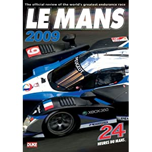 Le Mans - Official Review 2009 [DVD]