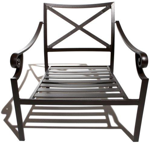 Strathwood Falkner Lounge Deep Seat Arm Chair, Set Of 2