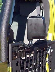 Body Armor 4x4 5126 Mirror Set for Body Armor Trail Doors (Pair)