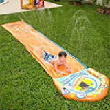 Slip d Slide:The Backyardigans Surf's upward Waterslide