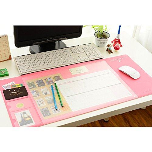 saflyse-new-design-grand-sous-main-ordinateur-schreibtischunterlage-rose-bonbon