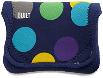BUILT Neoprene Kindle Envelope Case, Scatter Dot, fits Kindle Paperwhite, Touch, and Kindle