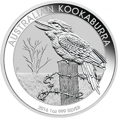2016 AU Perth Mint Kookaburra 1 oz Brilliant Uncirculated