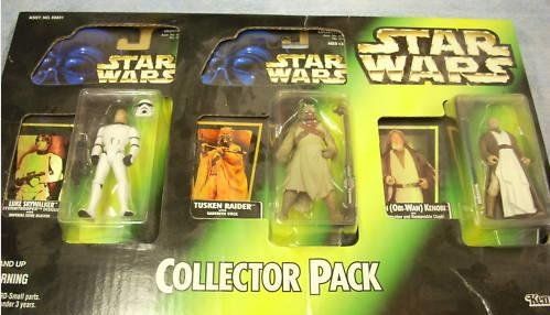 1997 Star Wars Collector Pack RARE