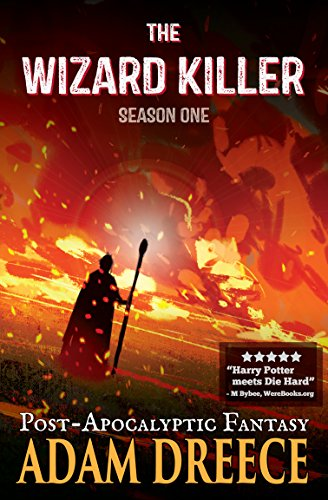 The Wizard Killer by Adam Dreece ebook deal