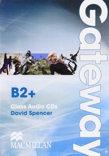 Gateway B2+: Class Audio CDs