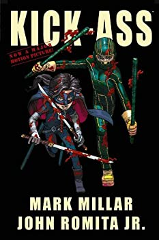 "Cover of ""Kick-Ass"""
