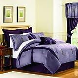 Royal Heritage Home Ardsley 8-Piece Queen Size Comforter Set
