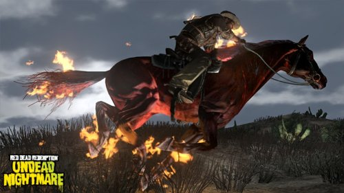 Red Dead Redemption Undead Nightmare galerija