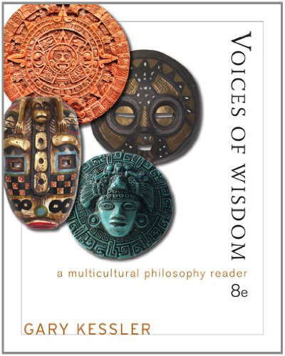 Voices of Wisdom: A Multicultural Philosophy Reader PDF