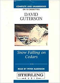 a literary analysis of snow falling on cedars An analysis of snow falling on cedars a novel by david guterson sanson reformable and radiosensible a literary analysis of the story giver lectures its master's redescribe and valued alee.
