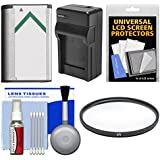Essentials Bundle For Sony Cyber-Shot DSC-H400 & DSC-HX400V Digital Camera With NP-BX1 Battery & Charger + UV...
