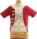 (ワンピース)ONE PIECE 大人メンズ なりきり 半袖Tシャツ【12893245】