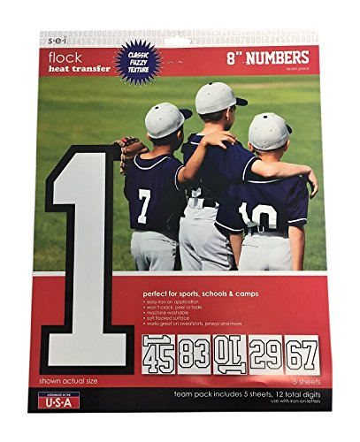 sei-8-inch-iron-on-team-pack-athletic-number-transfers-white-5-sheet