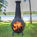 Butterfly-Style-Chiminea-Finish-Charcoal