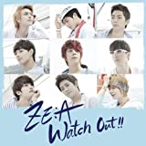Watch Out !! ~熱愛注意報~ 【Type-C】 (DVD付)