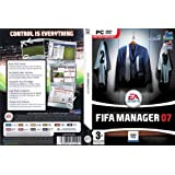 "Fifa Manager 07 (PC DVD) EA Sports, ""Control Is Everything"""
