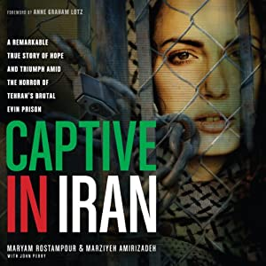 Captive in Iran Audiobook
