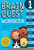 img - for Brain Quest Workbook: Grade 1 [Paperback] [2008] (Author) Lisa Trumbauer book / textbook / text book
