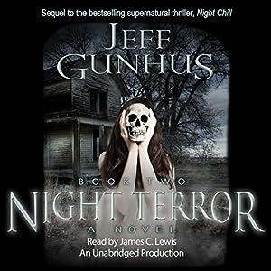 Night Terror, Book 2 Audiobook