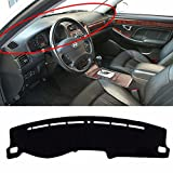 Car Dash Cover Mat Pad Sun Cover Carpet for HYUNDAI Azera/Grandeur XG 1998-2005 H07 B/B