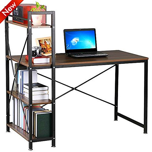 popamazing-4-tier-shelving-computer-desk-home-office-desks-student-pc-workstation-laptop-table