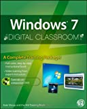 img - for Windows 7 Digital Classroom, (Book and Video Training) book / textbook / text book