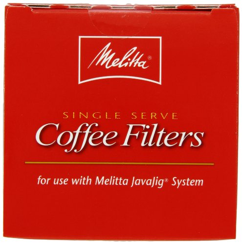 Melitta Coffee Maker Home Hardware : Melitta Java Jig, Single Serve Paper Coffee Filters, 60-Count Home Garden Kitchen Dining Kitchen ...