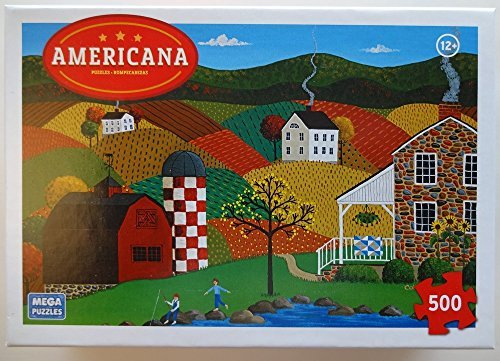 Americana Puzzle - Indian Summer 500 piece