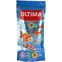 Happie Shop Taiyo Ultima Highly Nutritious Fish Food With Multi Vitamins. 100 Gms Pack