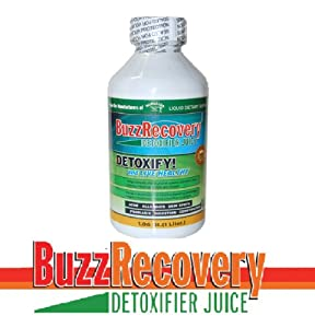 Buzz Recovery Juice