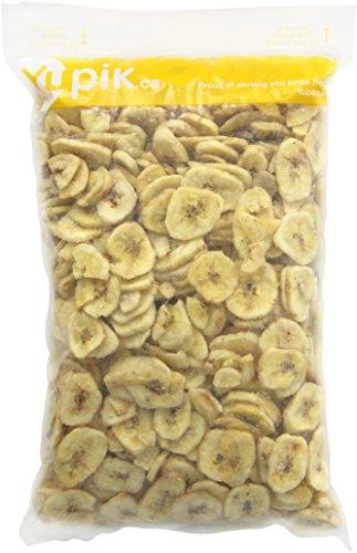 Yupik Sweetened Banana Chips, 0.40Kg
