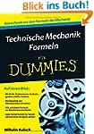 Technische Mechanik Formeln f�r Dummies