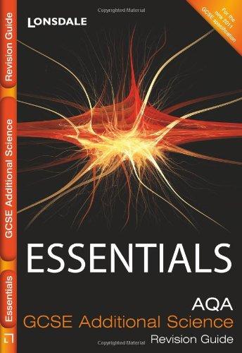 Essentials - Aqa Gcse Additional Science. Revision Guide (Collins GCSE Essentials)