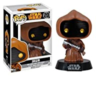 Funko POP Star Wars (BOBBLE): Jawa by Funko
