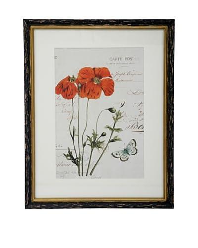 Winward Botanic Print, Green